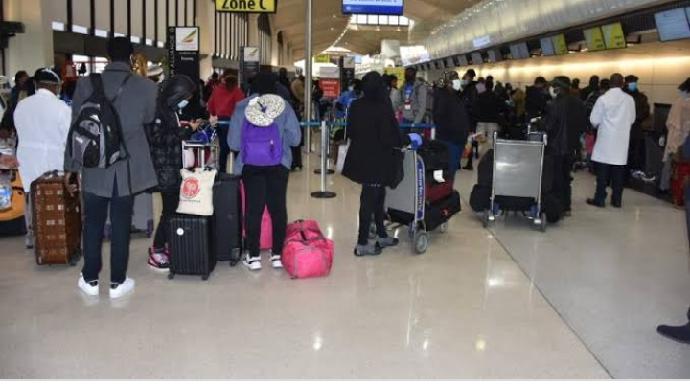 Three Dubai Returnees Tested Positive- Commissioner