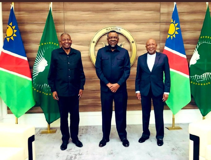 57th Africa Day, Namibia President Applauds Africans