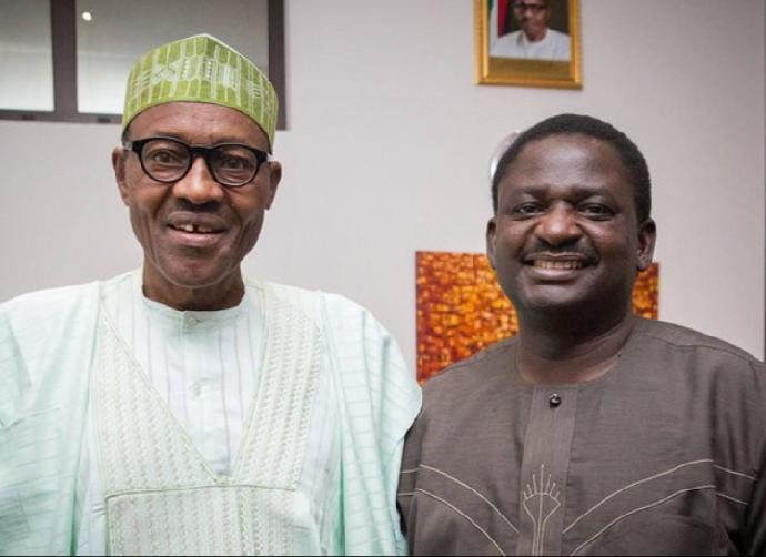 Nigerians are Lucky to have Buhari, Femi Adeshina