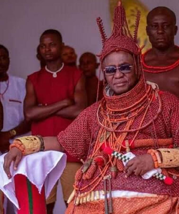 """Godfatherism must be eradicated from Edo State,"" Oba of Benin"