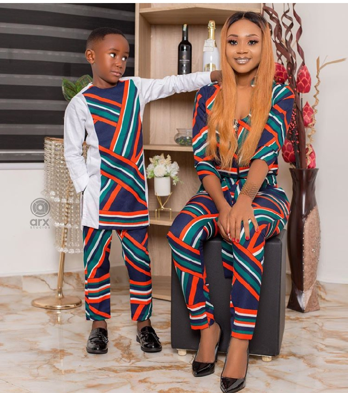 Akuapem Poloo, Apologises to Ghanaians for Sharing Nude Picture with Seven-year-old Son.