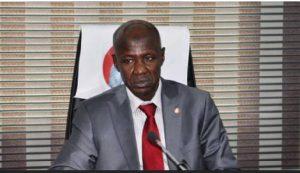Buhari Suspends Ibrahim Magu, Appoints Umar.