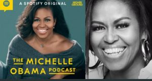 Spotify Lands Exclusive Podcast Hosted by Michelle Obama