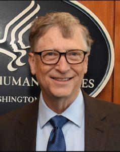 Bill Gates Denies Creating Covid19.