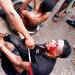 Two men burnt alive in Imo.