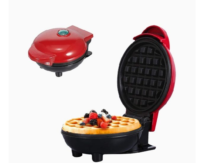 CucinaPro Vs Dash 8″- Which one is the Best Waffle Maker for Individual in 2020