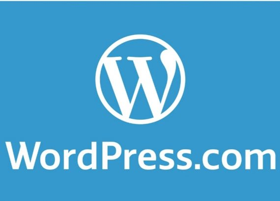 A snapshot of WordPress.com for blogging